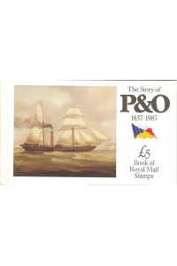 GBPrB09 The Story of P&O
