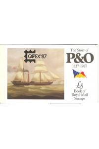 GBPrB09a The Story of P&O