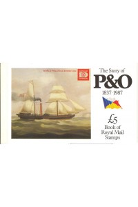 GBPrB09b The Story of P&O