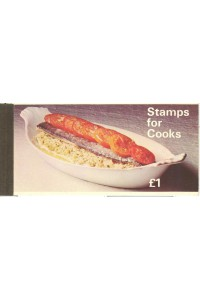 GBPrB01 Stamps for Cooks